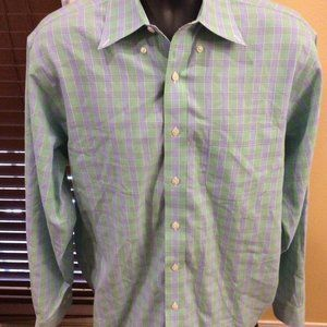 Brooks Brothers 1818 Button Shirt sz Medium